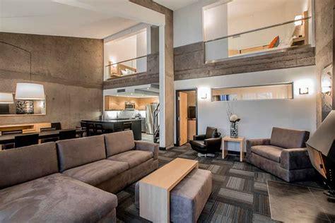 Floor Plan For Master Bedroom Suite penthouses espace nordik ch 226 teau mont sainte anne
