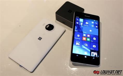 Microsoft Lumia 950 Xl Malaysia microsoft lumia 950 and 950 xl officially in malaysia available in stores on 18 dec lowyat net