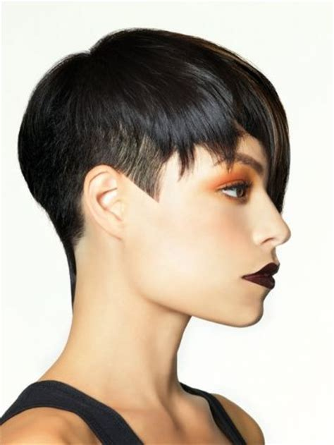 Sho Vs Sassoon 103 best images about hairstyles for on pixie fringes and