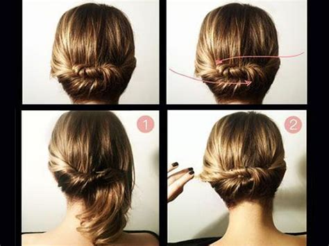 easy hairstyles to do on yourself do it yourself hair ideas theberry