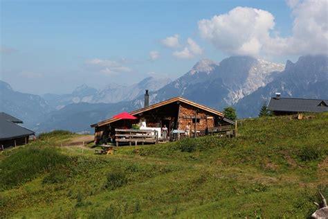 urlaub österreich alm alm h 252 tte urlaub region hochk 246 nig