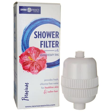 New Wave Enviro Shower Filter new wave enviro premium shower filter with aromatherapy
