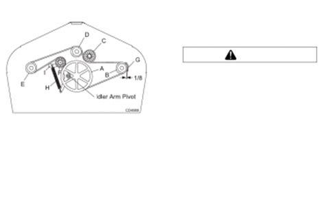 woods finish mower belt diagram woods mower deck belt diagram imageresizertool