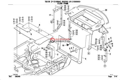 manitowoc parts manuals wiring and parts diagram