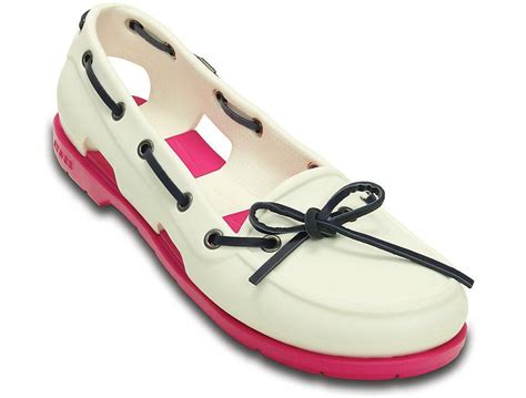Sepatu Crocs Line Boat crocs obuv crocs line boat w ly緇e lyziarky
