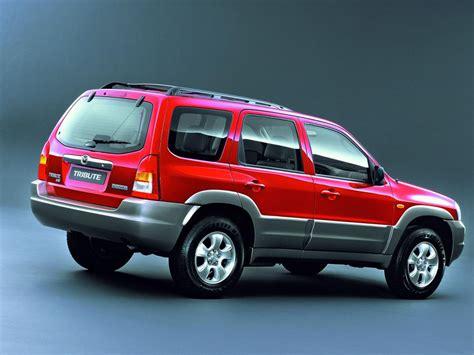mazda tribute mazda tribute 2 0 i 16v 4wd 124 hp