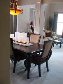 Dining Room Table Centerpieces Everyday by A New Dining Room Centerpiece From Thrifty Decor