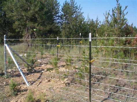 fence wire best hog wire fence panels safety idea fence ideas
