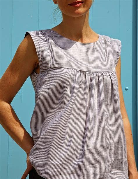 shirt pattern top sew tessuti blog sewing tips tutorials new fabrics