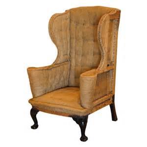 large wingback chair united kingdom 18th c