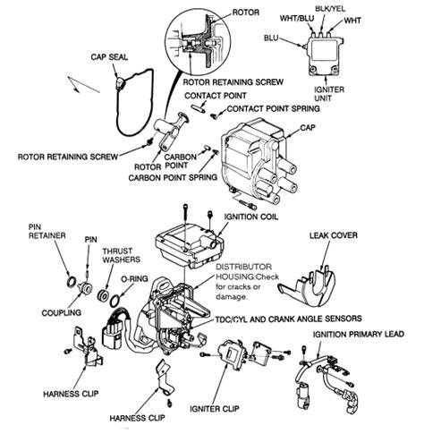 ford telstar engine diagram