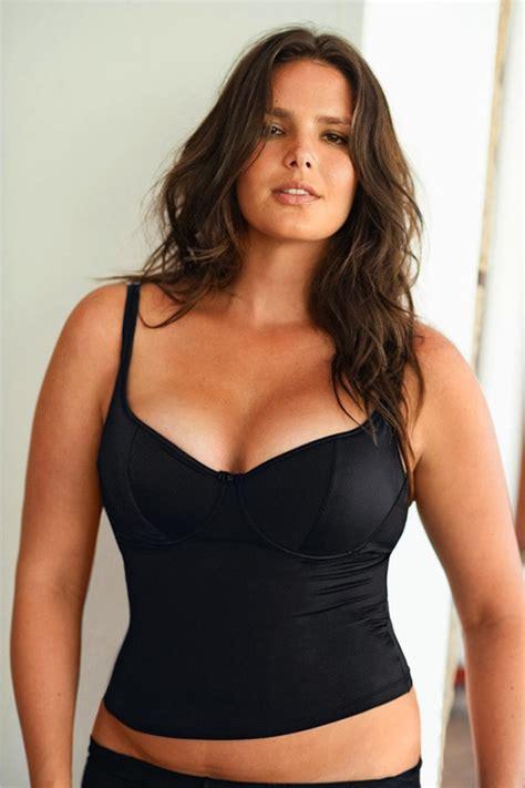 Dolores De Acha by A Modelo Quot Plus Size Quot Candice Huffine 233 Destaque No
