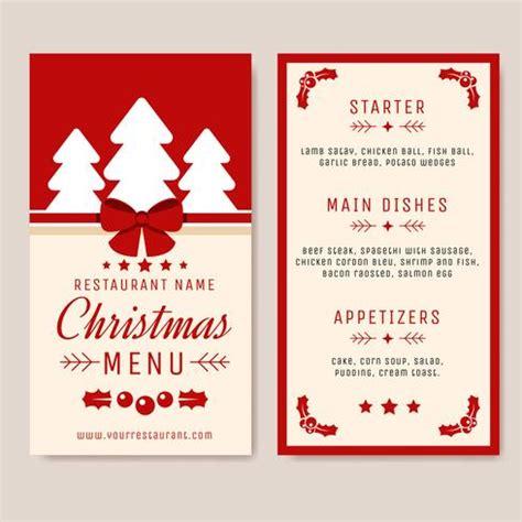 christmas dinner menu vector   vectors clipart graphics vector art