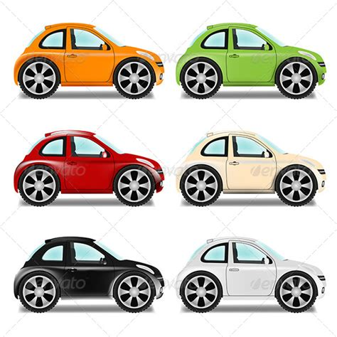 funny small cars funny cartoons of little cars b 250 squeda fotolia
