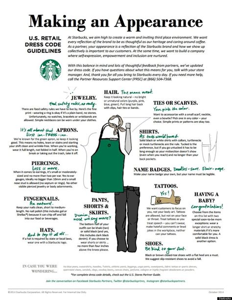 starbucks tattoo policy starbucks to finally let employees show their tattoos