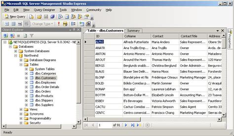 tutorial xp database image gallery ms sql
