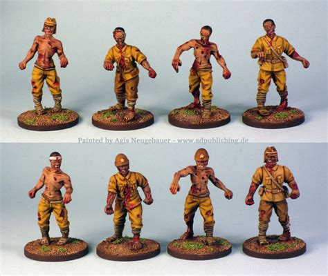 Jajan Vinny agis page of miniature painting and gaming gears and guts