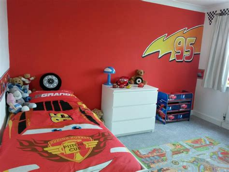 lightning mcqueen bedroom cars lightning mcqueen bedroom jacob s bedroom ideas