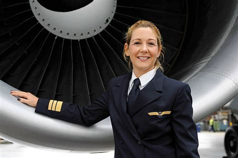 commercial woman pilot just 3 of pilots are women so what can be done to solve