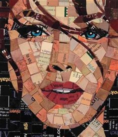 How To Make A Paper Mosaic Collage - 1000 ideas about paper mosaic on mosaics