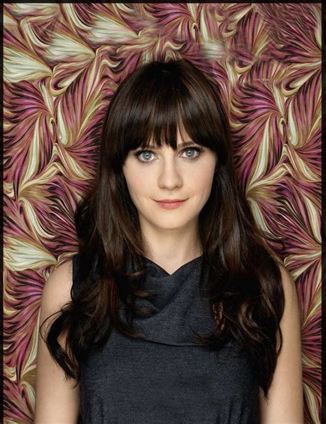 Cqs Favourite Zooey Deschanel by Zooey Deschanel Favorite Styles