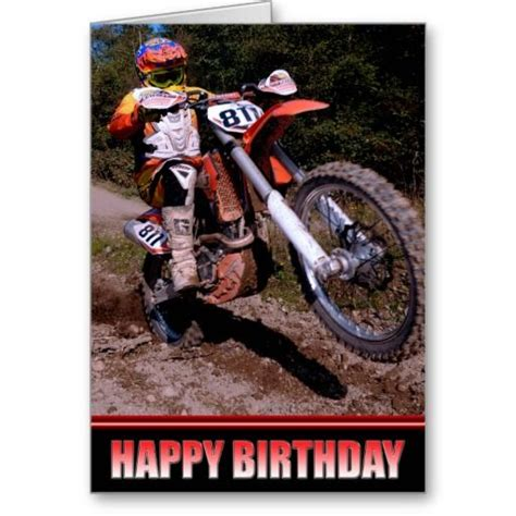 personalized motocross gear you rock birthday motocross personalized birthday