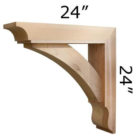 Wooden Porch Brackets Wood Bracket 10t10 Front Porch Posts Front Stoop And