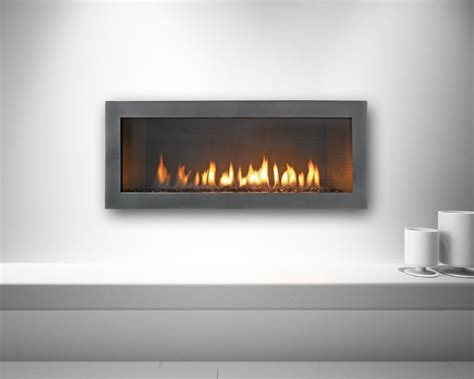 heat glo cosmo 42 gas fireplace contemporary living