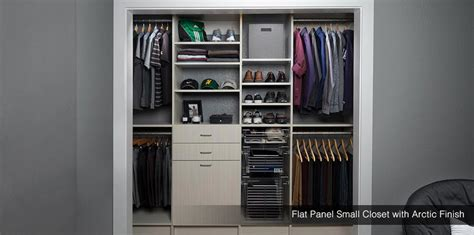 Closet Organizers Michigan by Small Closet Solutions Designs Reach In Closets