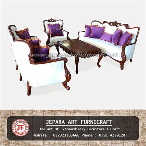Kursi Tamu Di Gresik exclusive kursi sofa tamu ukir jati mewah berkualitas