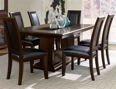 Meja Makan Keramik model meja makan minimalis modern dan contoh gambar