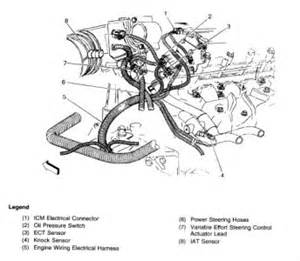 2000 Pontiac Grand Prix Engine Diagram Pontiac Grand Am Sensor Location Pontiac Get Free Image