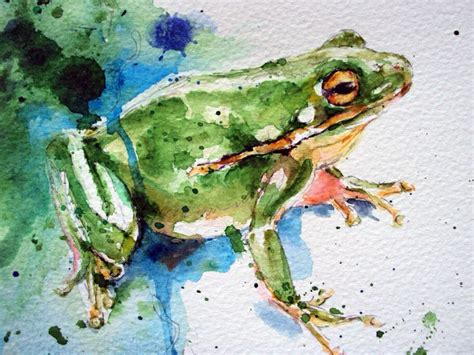 frog tattoo bali 181 best images about watercolor paintings on pinterest