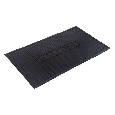 alami doormats lima welcome rubber sparta mat