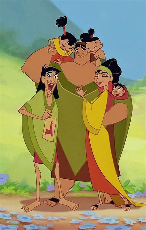 this couple really really loves disney disney new groove and emperor on pinterest