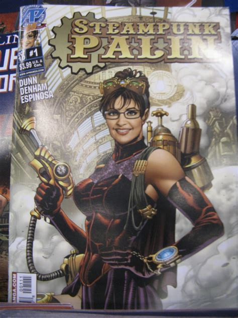 Palin On The Cover Of Are You Kidding by All Things Writing Comic Con Is Coming This Weekend
