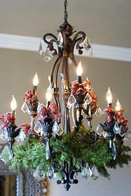 christmas home decor vintage chandelier best 25 christmas chandelier decor ideas on pinterest