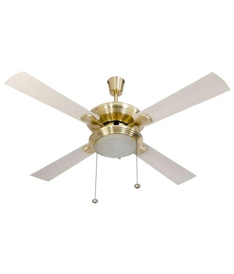 black and gold ceiling fan usha 50 ceiling fan gold ivory available at snapdeal for