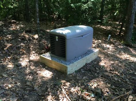 kohler 20k generator system installed in hollis nh