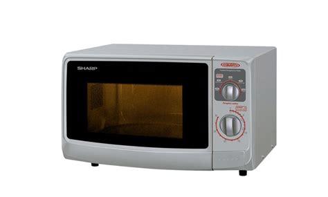 Microwave Terbaik kisaran harga sharp r 230r microwave 22 l dan kelebihan