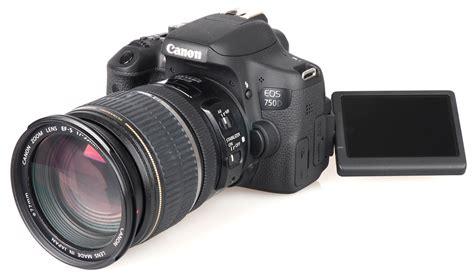 canon 750d canon eos 750d review