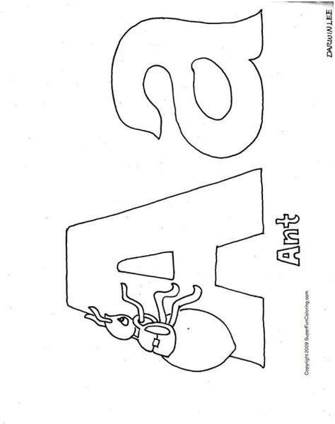 Free Coloring Pages Alphabet free printable alphabet coloring pages coloring home