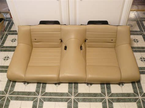 cloth seat covers leather replaced cloth seat covers for leather the mustang