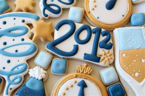 new year cookies happy new year cookies the sweet adventures of sugar