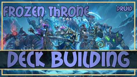 tier 1 hearthstone decks frozen throne   28 images   kotft