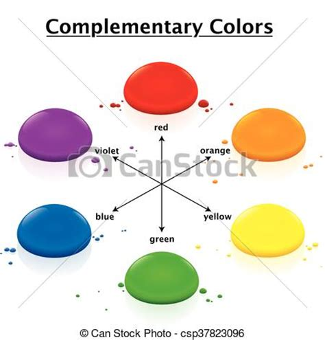 complementary colors gray complementary colors clipart clipground