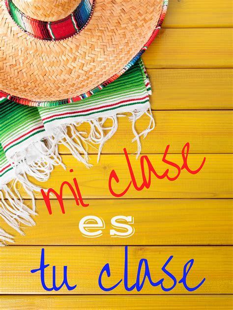 Homestyle Mi Pillows by Mi Clase Es Tu Clase Printable Free For Classroom