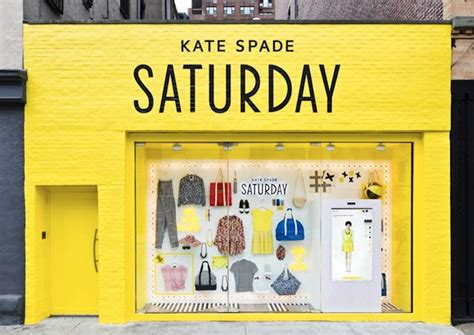 interesting outdoor decor pop up window display touch screen quot window shopping quot at kate spade saturday pop