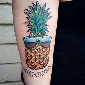 17 best ideas about pineapple tattoo on pinterest simple