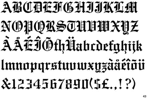 newspaper design font what is the style of font called that is typically used in